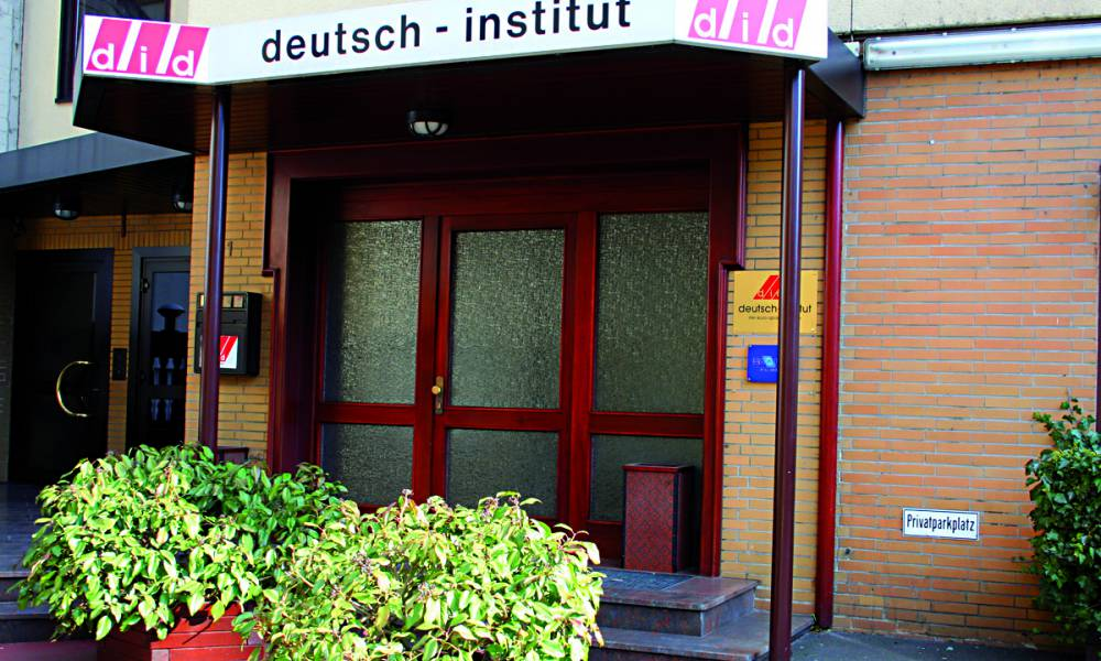 Alemanha Frankfurt DID Deutsch-Institut
