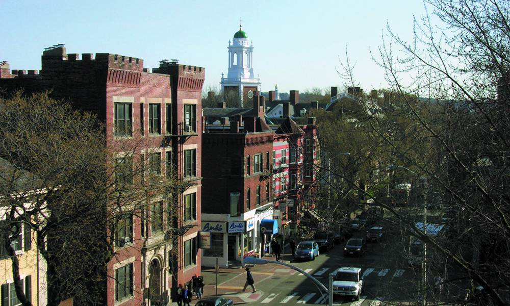Estados Unidos Boston Kaplan International College - Harvard Square